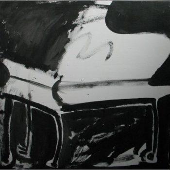 Teoksen nimi: White & Black (6.)
