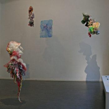 Teoksen nimi: Installaatio 2008