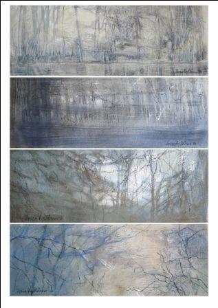 """""""Neljä päivää"""", neljä erillistä osaa, 2010"""