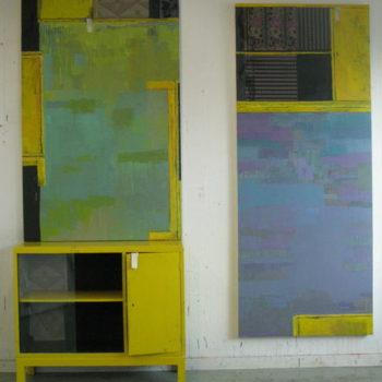 Teoksen nimi: C.R.Mackintosh huone,  2011