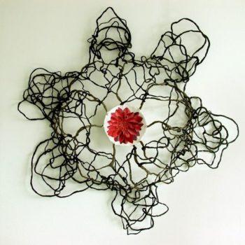 Teoksen nimi: Kukkasolu 2005