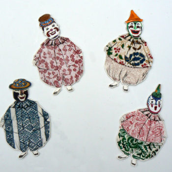 Teoksen nimi: Clowns 2011