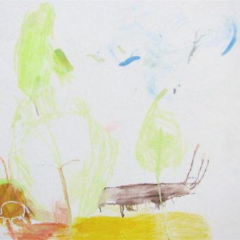 Teoksen nimi: Kesällä kerran III  – On a Summer Day III (2006)