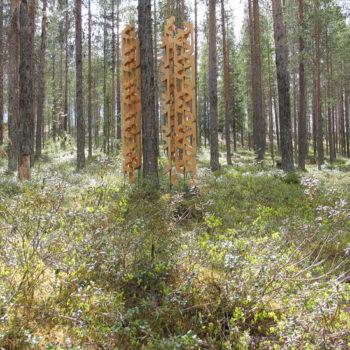 Teoksen nimi: Puun heimoa 2008