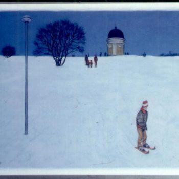 Teoksen nimi: Observatorio 2004