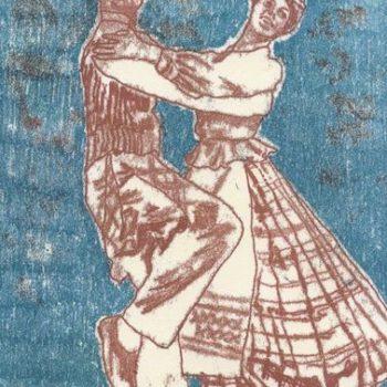 Teoksen nimi: Tradiciniai lietuvių šokiai
