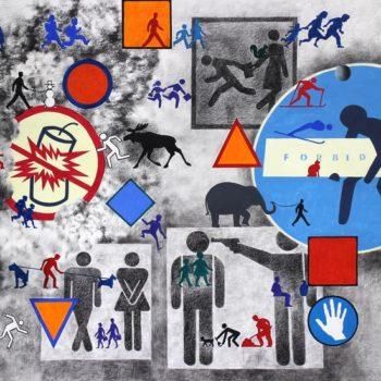 Name of the work: Symbolista elämää