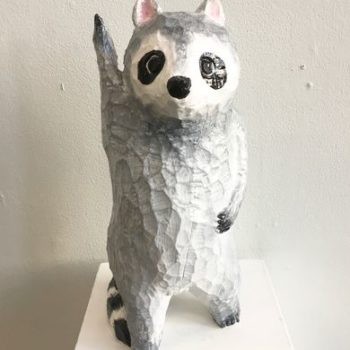 Name of the work: Raccoon