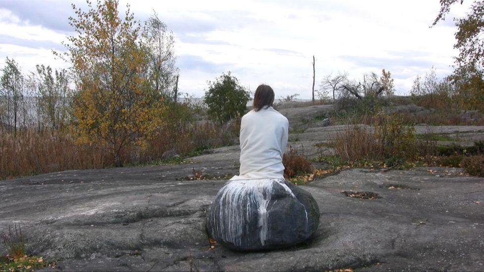 Lintujen kivellä – On the Birds' Rock