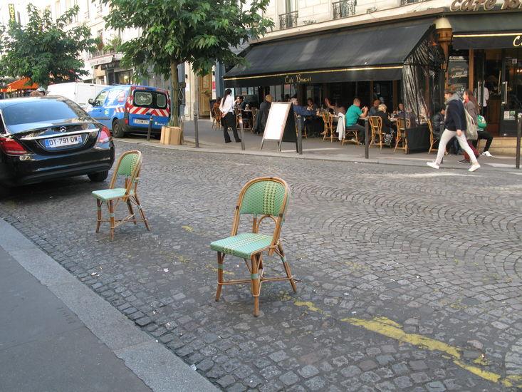 Le Parking, 2016 / Paris