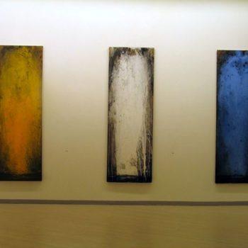 Teoksen nimi: Galleria Nefret, 2007