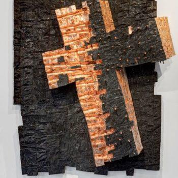 Teoksen nimi: Risti Tyko Sallisen mukaan   Cross after Tyko Sallinen