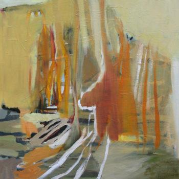 Teoksen nimi: Tuulen pyyhkimä, 2009