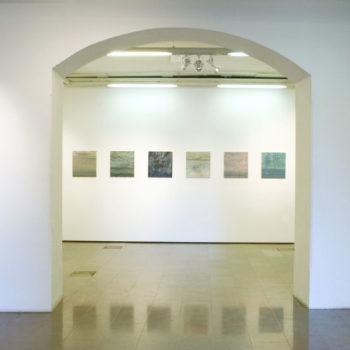Teoksen nimi: Ripustuskuva Galleria Just 2006