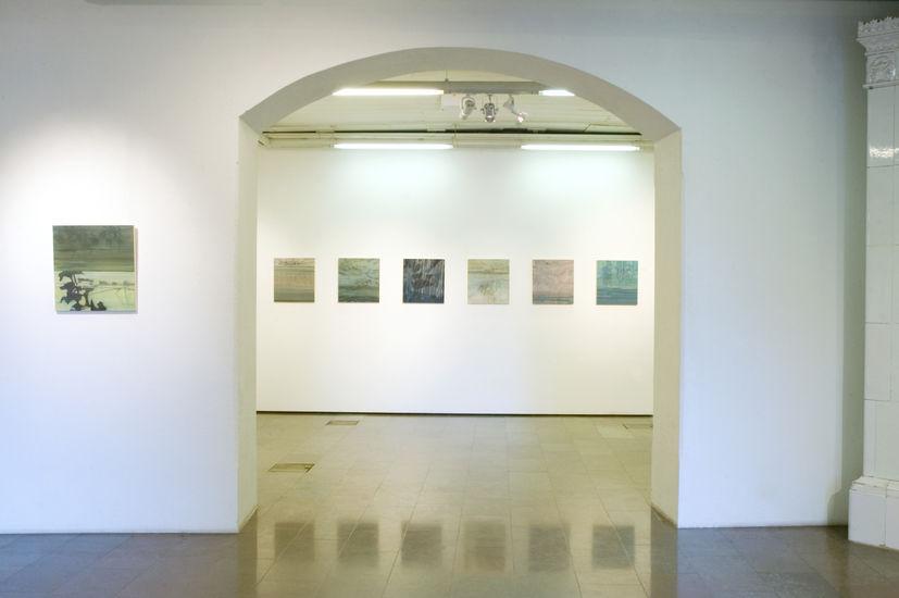Ripustuskuva Galleria Just 2006