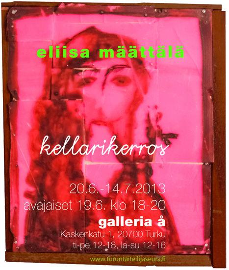 galleria – Å 2013, Tku