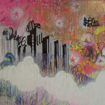 Teoksen nimi: Dream City