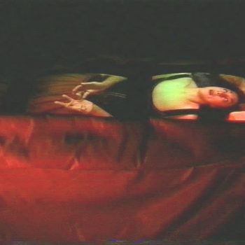 "Name of the work: ""Snow White"" videoinstallaatio 1995"