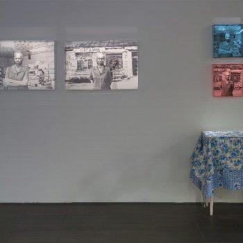 Teoksen nimi: Russian Blue, kaupassa, 2006