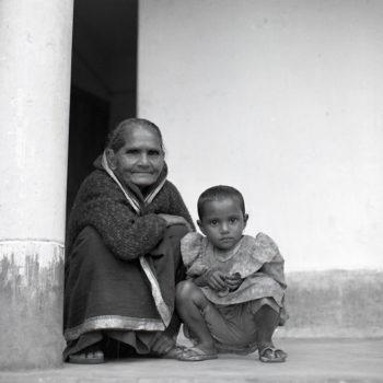 Teoksen nimi: Lucky ja isoäiti(Bangladesh)