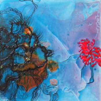 Teoksen nimi: Butterfly corals