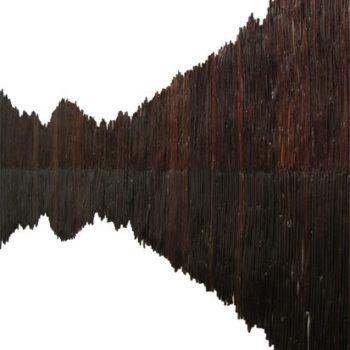 Teoksen nimi: Horisontissa/At the Horizon, 2008-2009