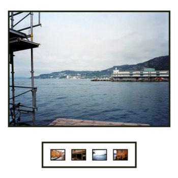 Teoksen nimi: Paikkoja/Places No.3/ Bergen