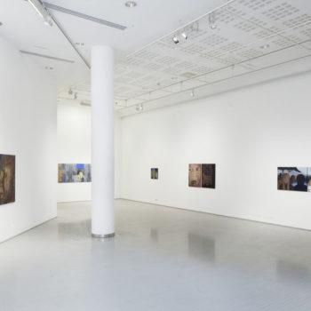 Teoksen nimi: tm-galleria MUNDUS-maailman huoneet, yksityisnäyttely 2018