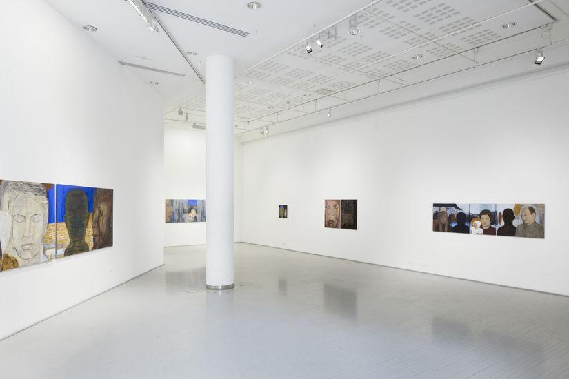 tm-galleria MUNDUS-maailman huoneet, yksityisnäyttely 2018