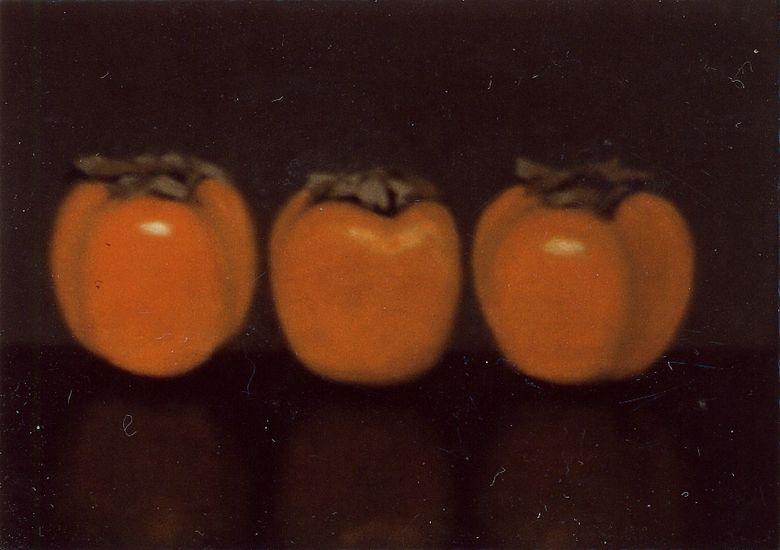Kolme Sharon-hedelmää 2001