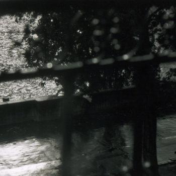 Teoksen nimi: SEASONS Paris Series Sateinen näkymä