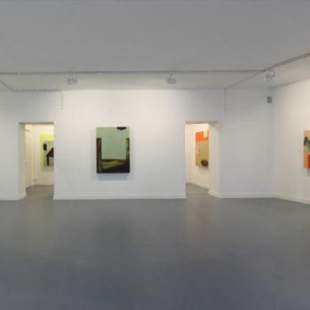 Teoksen nimi: Galerie AMA / Helsinki, 7.-30.3.2009