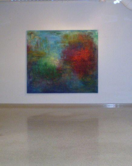 Heijastuksia / Villi puutarha,  Galleria 3K 2011