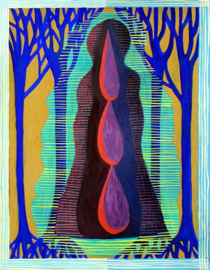 Maria metsässä (haavat)