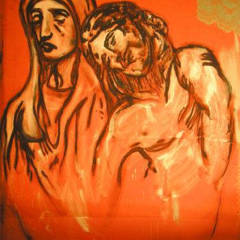 Teoksen nimi: Maria Magdaleena