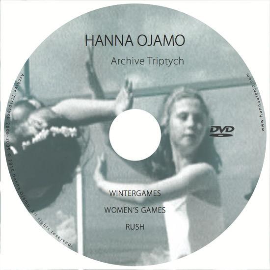 Archive Triptych DVD