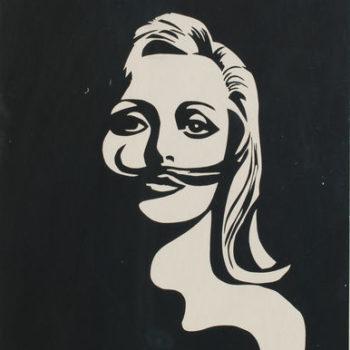 Teoksen nimi: Woman