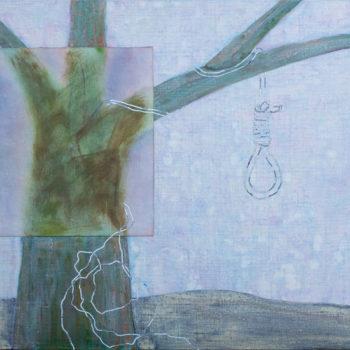 Teoksen nimi: Muistopuu menetetyille