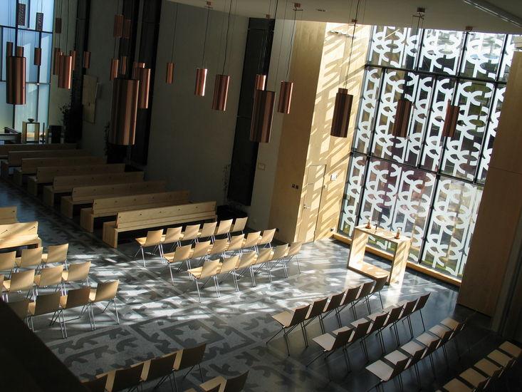 Kaakkurin kirkko /Luomakunta