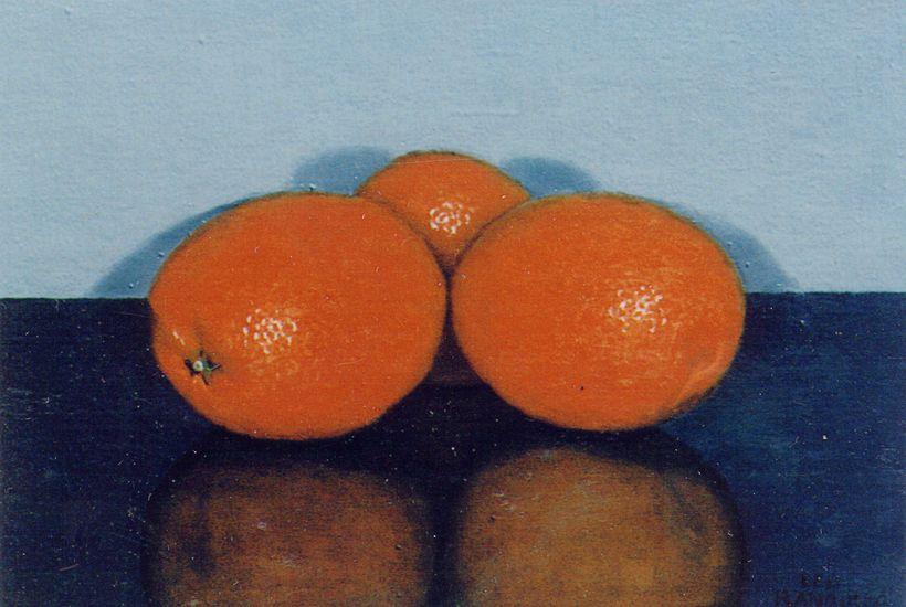 Maroc-appelsiinejä 1995