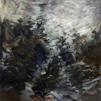 Name of the work: Eilisen vedet jäätyneet