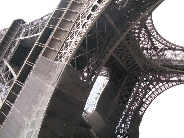 La Tour Eiffel, sarjasta Promenades, 2010