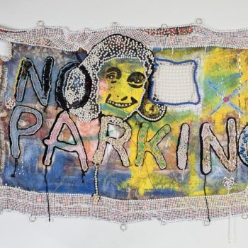 Teoksen nimi: NO PARKING