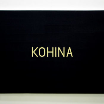 Name of the work: Kohina 2016