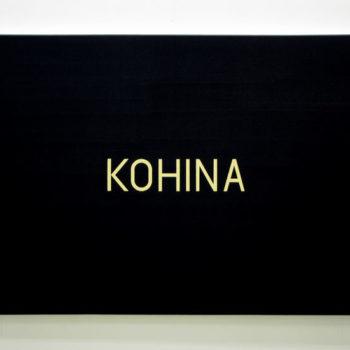 Teoksen nimi: Kohina 2016