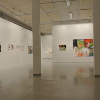 Teoksen nimi: yksityisnäyttely galleria Mältinranta 2013