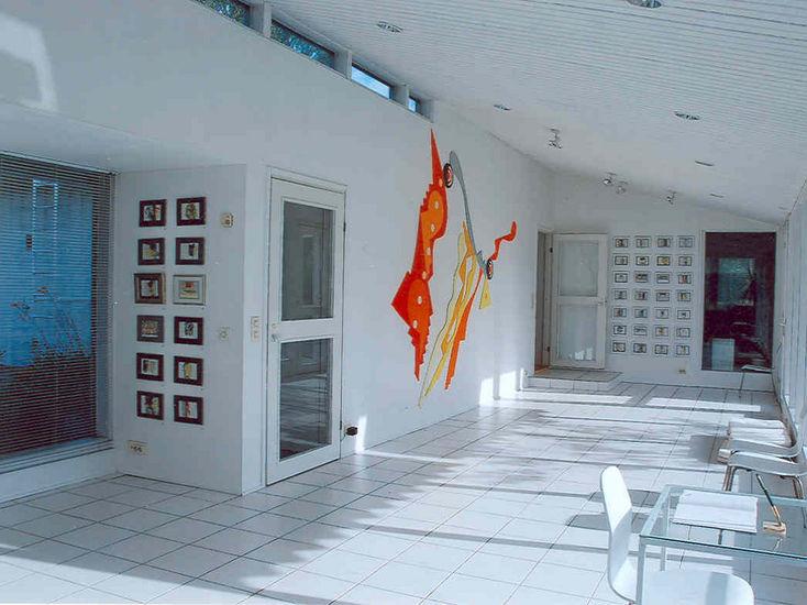 Näyttelykuva Galleria Clara