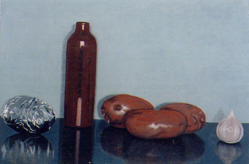 Punaisia perunoita 2000
