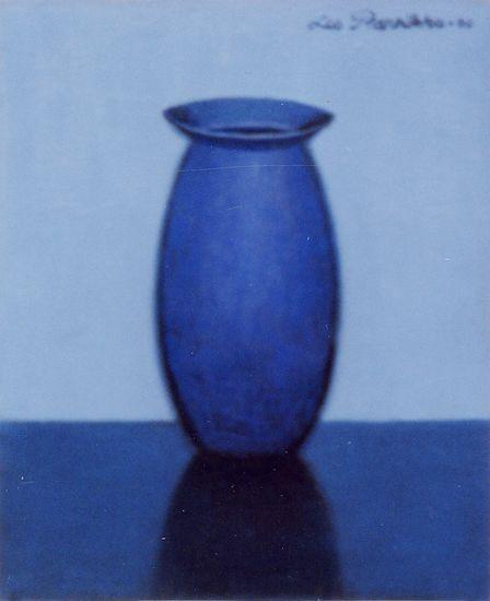Sininen pullo 1986