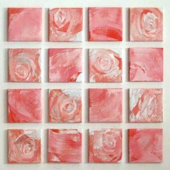 Teoksen nimi: Ruusu on ruusu on ruusu
